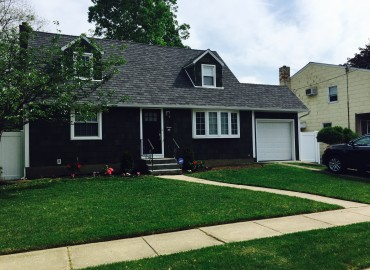 New roof and siding installation in Farmingdale