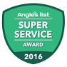 Angie's List Super Service Award Winners for Roofing Excellence